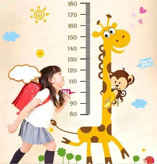 Điểm danh 6 cách tăng nhanh chiều cao cho trẻ