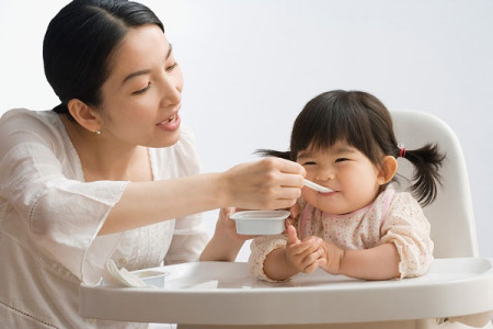 Những bí quyết nhỏ giúp trẻ tăng cân nhanh chóng
