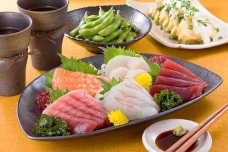 Sống khỏe với chế độ ăn kiêng của người Nhật