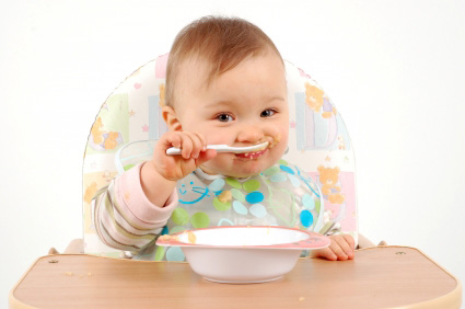 Cháo dinh dưỡng cho bé, dễ làm cho mẹ