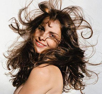 Làm khô tóc cực chuẩn cho từng kiểu tóc đẹp