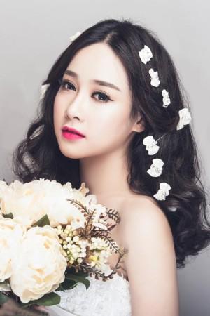 """Xu hướng trang điểm cô dâu được """"ưa chuộng"""" nhất 2015"""