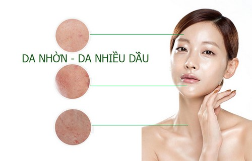 Kinh nghiệm chọn phấn trang điểm cho loại da nhờn