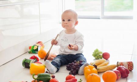 Bổ sung dinh dưỡng cho bé bằng những thực phẩm tốt