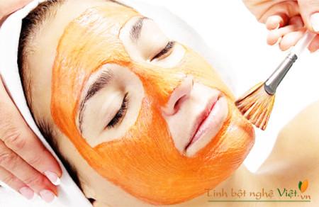 Bí kíp làm mặt nạ điều trị thâm mụn từ thiên nhiên