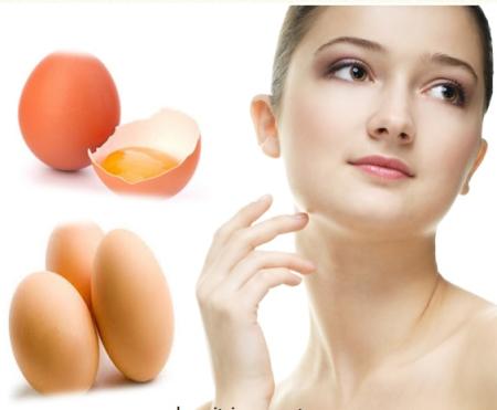 Mách bạn cách làm trắng da thần tốc từ trứng gà
