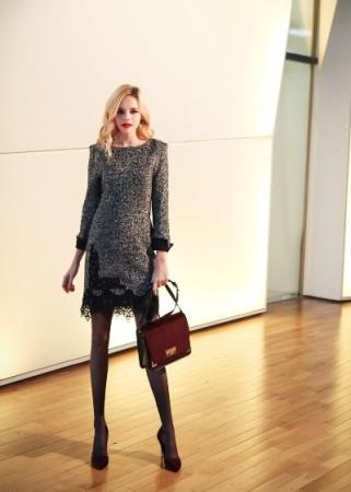 Cách chọn váy công sở đẹp trong mùa đông