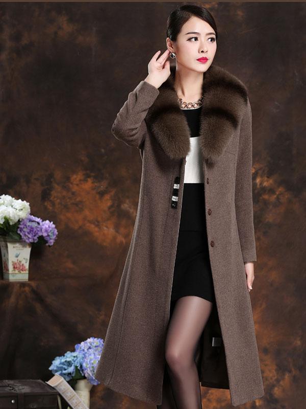 Ngắm 4 kiểu áo khoác đẹp thời trang thu đông 2015