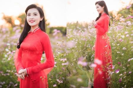 5 kiểu tóc giúp nàng xinh tươi mặc áo dài chụp ảnh tết