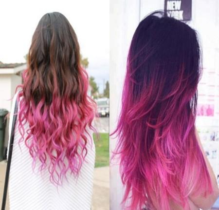 Những kiểu tóc nhuộm Ombre đẹp & được yêu thích nhất hiện nay