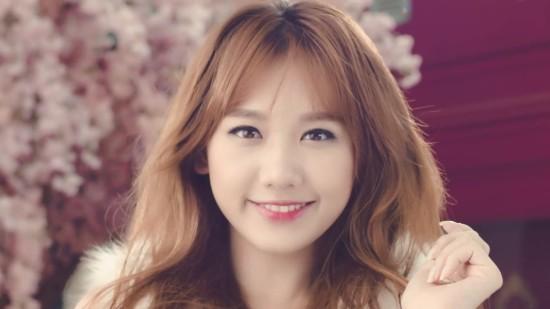 4 mái tóc đẹp kiểu Hàn Quốc đang hót hòn họt năm 2016