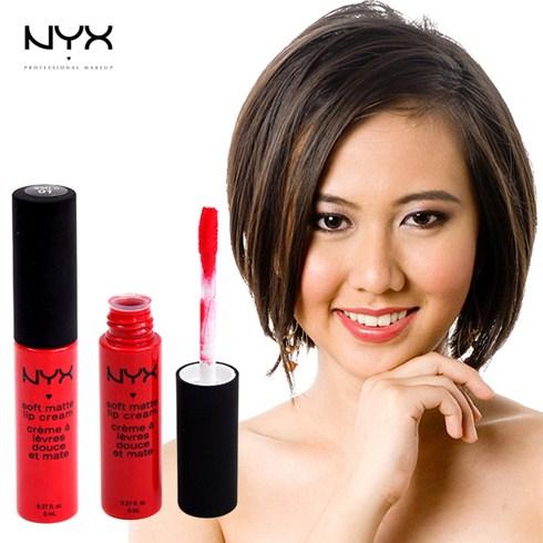Những điều nhất định phải biết về son kem mỹ phẩm NYX