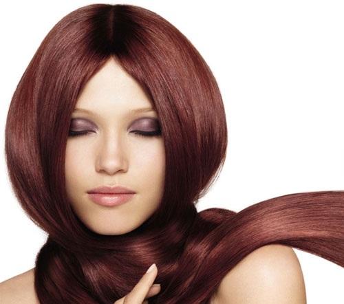 Nhuộm tóc màu gì đẹp nhất hè 2016 làm tôn da trắng sáng