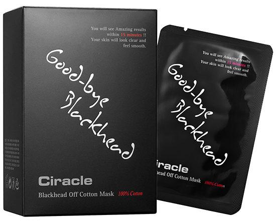 Đẩy mụn đầu đen Ciracle Goodbye Blackhead