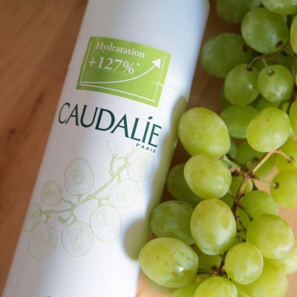 Nước hoa hồng xịt khoáng chiết xuất nho Caudelie cao cấp