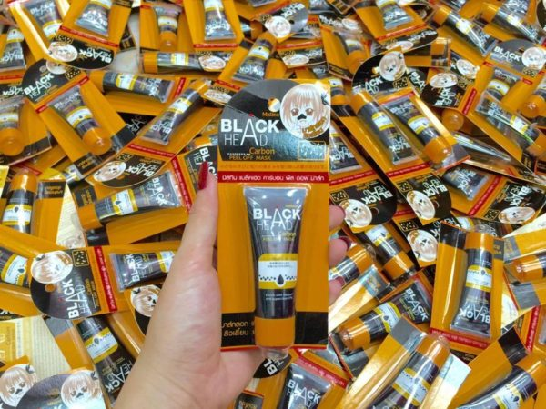 Tuýt Lột Mụn Đầu Đen Blackhead Mistine Thái Lan