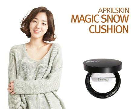 Giải mã ma thuật mỹ phẩm Hàn Quốc - phấn nước April Skin