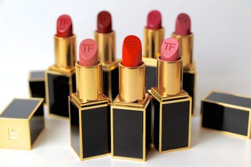 """7 loại son môi cao cấp hàng hiệu """"đốn tim"""" mọi cô gái"""