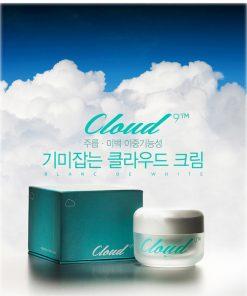 Kem dưỡng trắng da - trị nám - tàn nhang Cloud 9 Whitening Cream