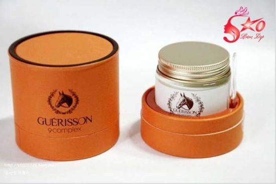 Kem dầu ngựa Guerisson mỹ phẩm vạn người mê bỏ bùa phái đẹp