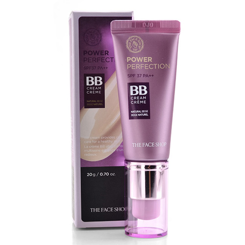 Kem n n d ng tr ng ch ng nh n bb cream face it the face for Bb shopping it
