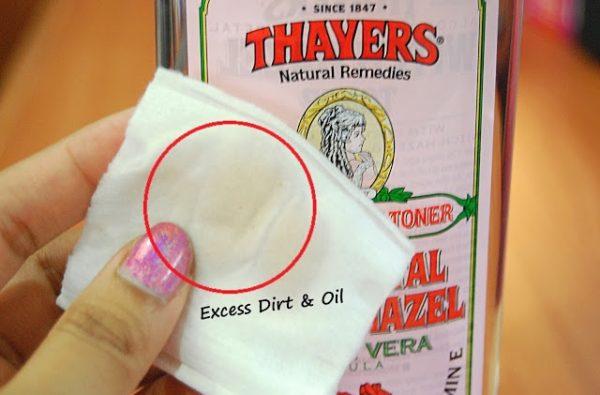Nước hoa hồng Thayer không cồn tốt nhất hiện nay