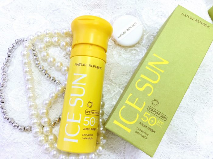 Reviews kem chống nắng ice sun nature republic