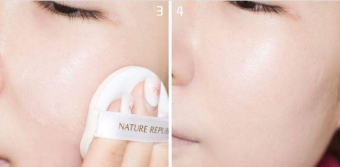 kem chống nắng ice sun nature republic