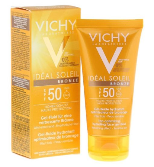 kem chống nắng Vichy Capital Ideal Soleil SPF50