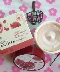 Kem colagen lựu the face shop