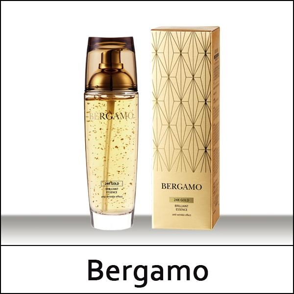 Serum Bergamo 24k Gold Brilliant & white vita luminant Essence