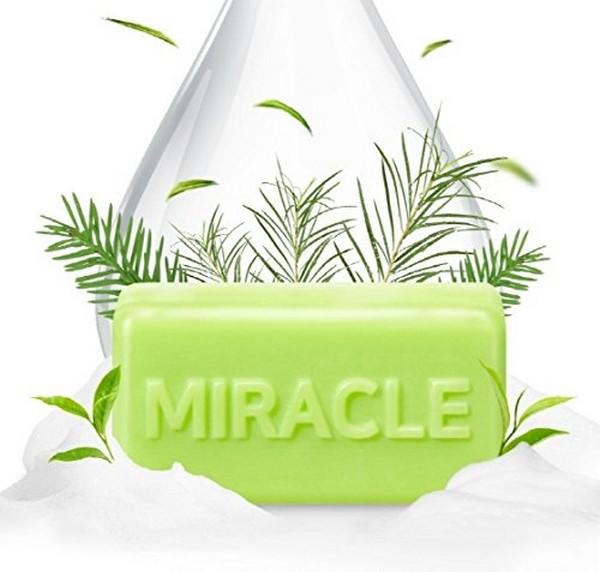 Xà phòng trị mụn Some By Mi AHA – BHA – PHA 30 Days Miracle Cleansing Bar
