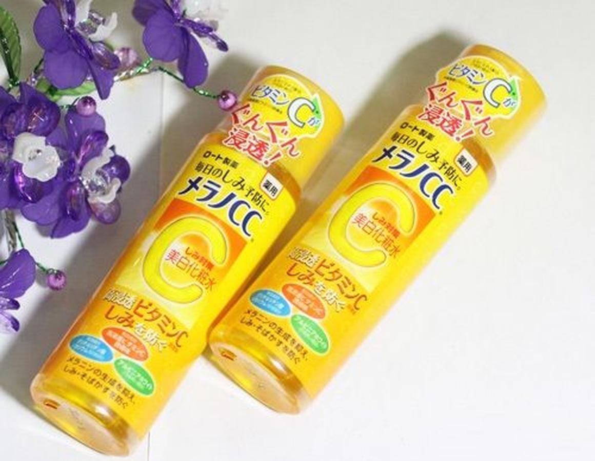 Nước hoa hồng CC Melano - 【Mỹ phẩm chính hãng】