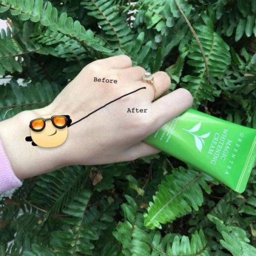 kem-duong-trang-coibana-green-tea-magic-whitening-18