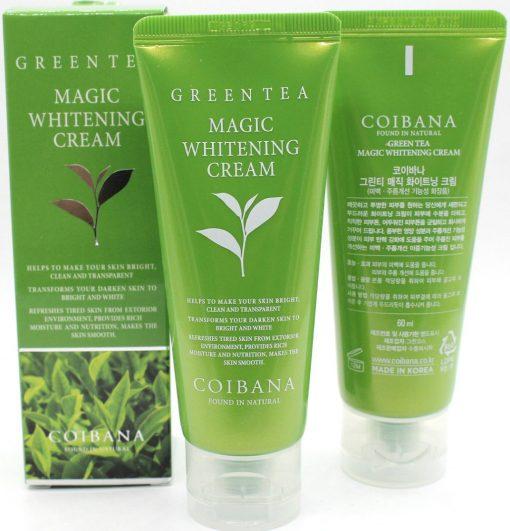 kem-duong-trang-coibana-green-tea-magic-whitening-2