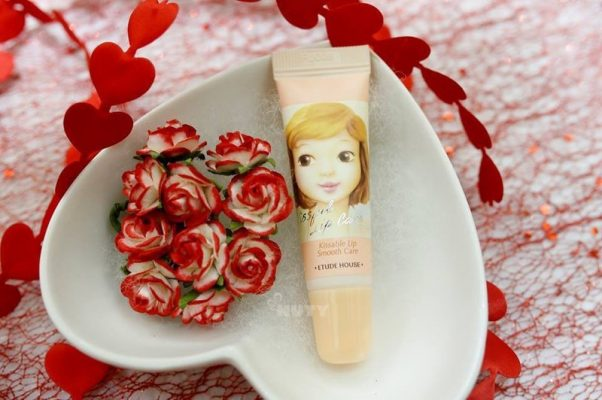 Tẩy da chết môi ETUDE HOUSE Kissable Lip Smooth Care Scrub