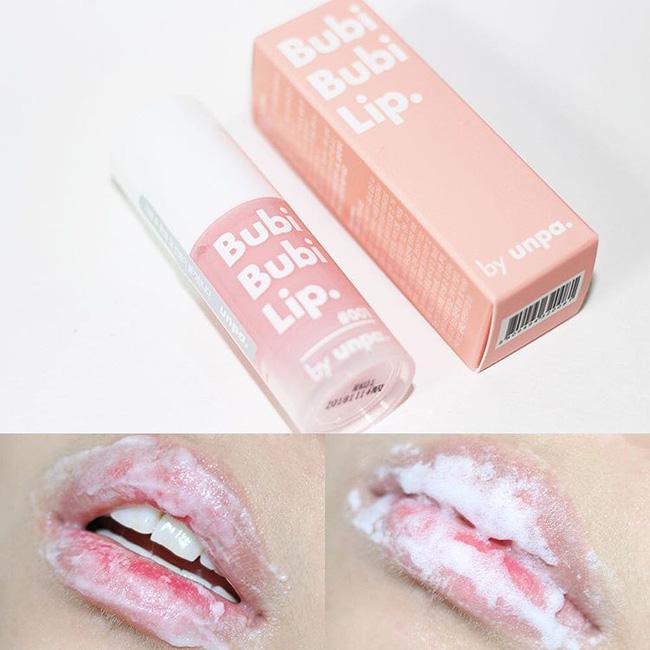 Tẩy da chết môi BUBI BUBI LIP By Unpa