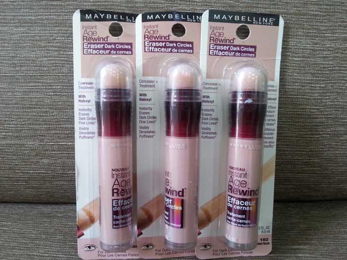 Che Khuyết Điểm Maybelline Instant Age Rewind Eraser Dark Circles