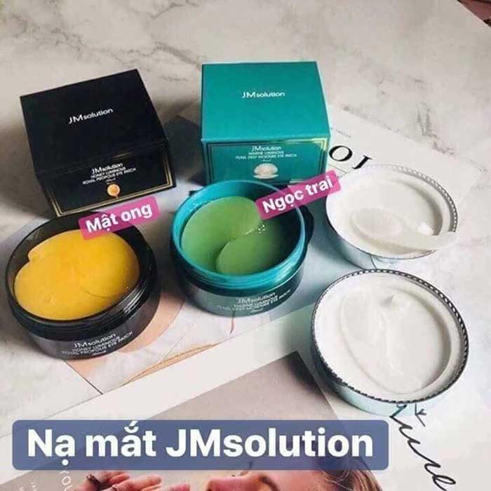 Mặt nạ mắt JMSolution Honey Luminous Royal Black
