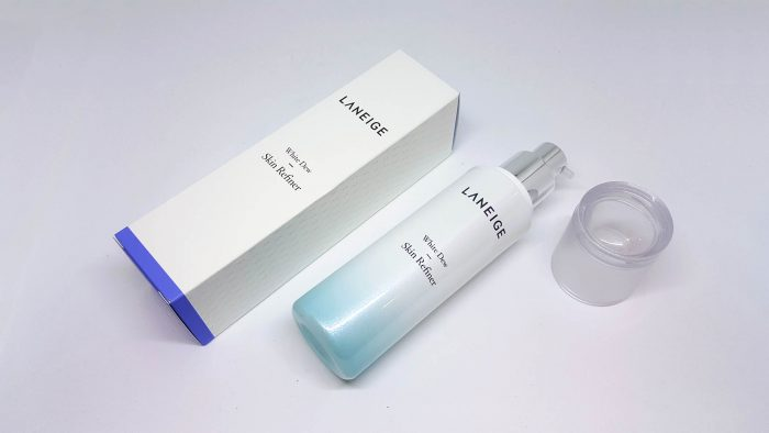 Nước cân bằng da Laneige White Dew Skin Refiner