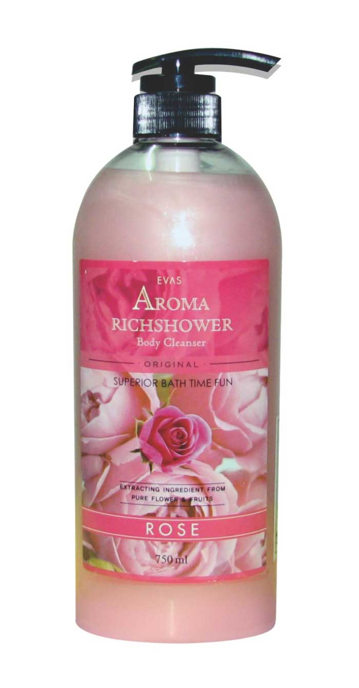 Sữa tắm trắng da hương nước hoa AROMA EVAS