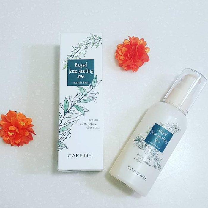Gel Tẩy Da Chết Care:nel – Royal Face Peeling Spa