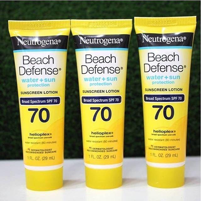 Kem Chống Nắng Neutrogena Mini Beach Defense SPF70