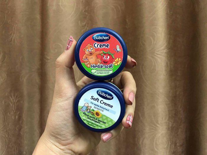 Kem nẻ Bubchen Soft creme