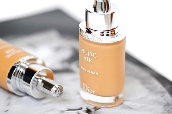 Kem nền Diorskin Nude Air Serum Foundation SPF25 PA++