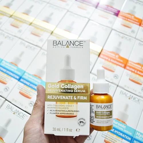 Tinh chất Balance Gold Collagen Rejuvenating Serum