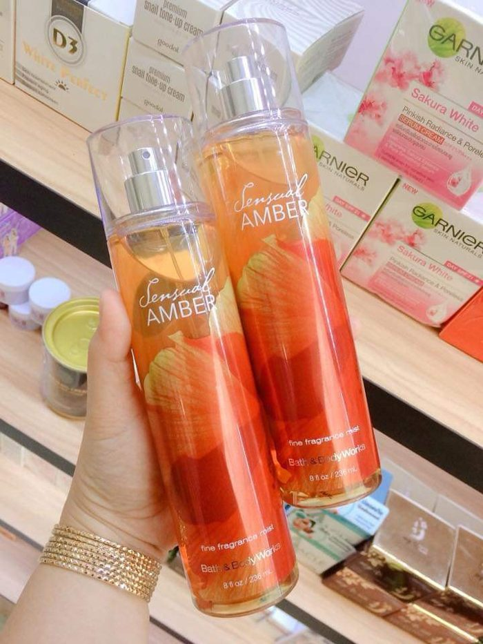 Xịt Thơm Toàn Thân Bath & Body Works Fine Fragrance Mist