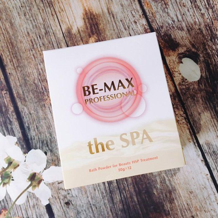 Bột tắm trắng Be-Max Professional The Spa Bath Powder