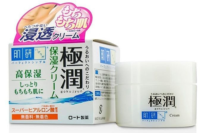 Kem dưỡng ẩm Hada Labo Gokujun Hyaluronic Cream
