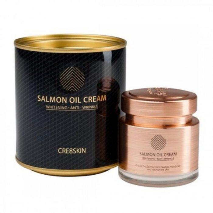 Kem Cá Hồi Cre8skin Salmon Oil Cream